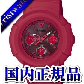 AWG-M535C-4AJR カシオ CASIO G-SHOCK Gショック ジーショック gshock 35周年 RED OUT レッド 赤 メンズ 腕時計 国内正規品 送料無料