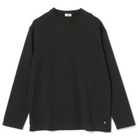 A. / ロングスリーブ クルーネックTシャツ メンズ Tシャツ BLACK L