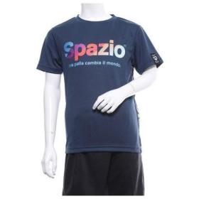 スパッツィオ SPAZIO  ジュニア サッカー/フットサル 半袖シャツ JR半袖プラクティスTシャツ2 GE0589