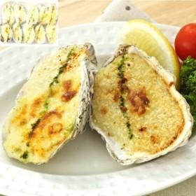 【夕ごはん・お弁当ストック】 広島産・岡山産牡蠣の 牡蠣グラタン 10個~30個