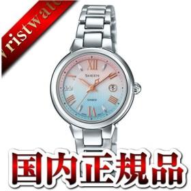 SHE-4516SBJ-7CJF シーン SHEEN カシオ CASIO スワロフスキー クリスタル レディース 腕時計 スワロフスキー・クリスタル おしゃれ かわいい