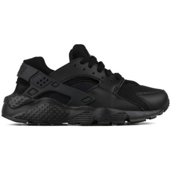 NIKE HUARACHE RUN GS エア ハラチ GS 【BOY'S】 black/black-black 654275-016