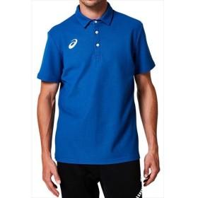 [asics]アシックス トレーニングウェア ポロシャツ (2031A652)(401) アシックスブルー[取寄商品]