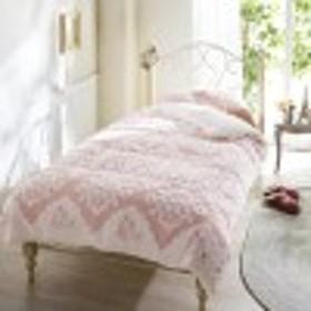 毛布にもなるもこもこシープボアの掛布団カバー