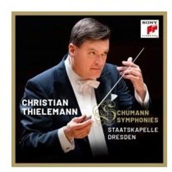 Schumann シューマン / 交響曲全集 クリスティアーン・ティーレマン&シュターツカペレ・ドレスデン(2018年東