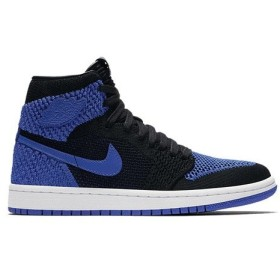 AIR JORDAN 1 FLYKNIT GS 'ROYAL' エア ジョーダン 1 フライニット ロイヤル 【MEN'S】 black/game royal-white 919702-006