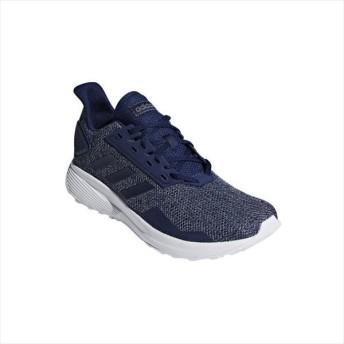 [adidas]アディダス シューズ DURAMO 9 メンズ ランニング ジョギング トレーニング (F35275)ダークブルー