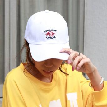 キャップ - CELL ヤシ刺繍キャップ 帽子 CAP キャップ ヤシの木 ロゴ刺繍 アジャスター 2019新作