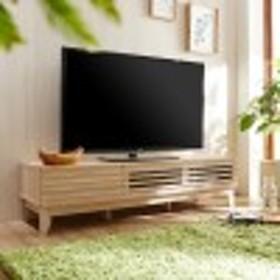 横桟のテレビ台