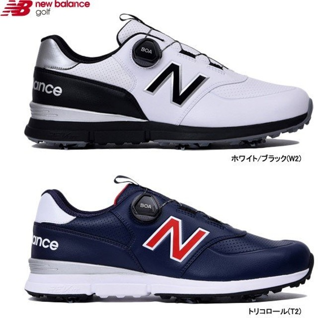 962319d78143b ♪【19年モデル】ニューバランス メンズ ゴルフシューズ MGB574V2 (Men's) ダイヤル式