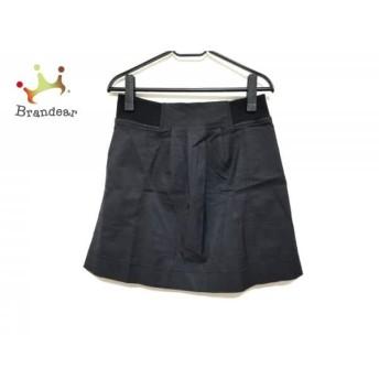 シーバイクロエ SEE BY CHLOE スカート サイズI38 レディース 美品 黒 スペシャル特価 20190619