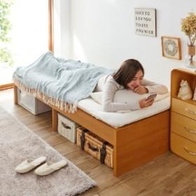 コンパクトすのこベッド