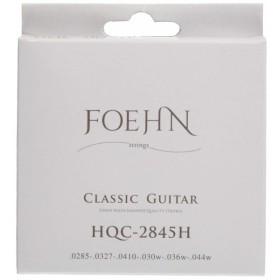 FOEHN HQC-2845H Classic Guitar Strings High Tensionクラシックギター弦 ハイテンション