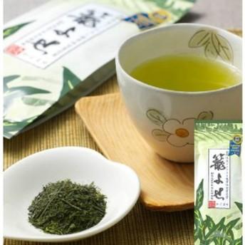 【おとりよせ】 静岡茶の葉 籠よせ 5本セット