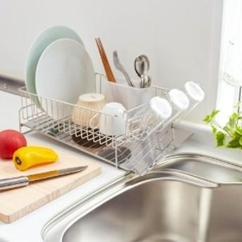 調理台の奥に置ける水切りかご[日本製]