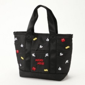 ROOTOTE ルートート 刺繍撥水トートバッグ ディズニー