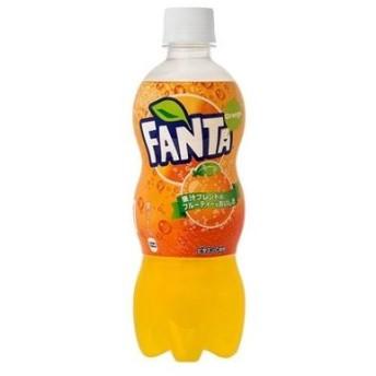 コカ・コーラ ファンタオレンジ500ML ファンタオレンジ500ML 500ML