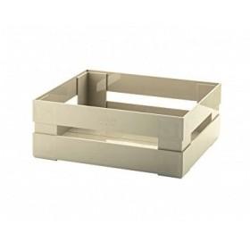 guzzini(グッチーニ) バスケット クレイ 30.5x22.5xh11.5cm ラージボックス TIDY&STORE 16940079