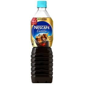 ネスレ ネスカフェ エクセラ ボトルコーヒー 甘さひかえめ 900ml