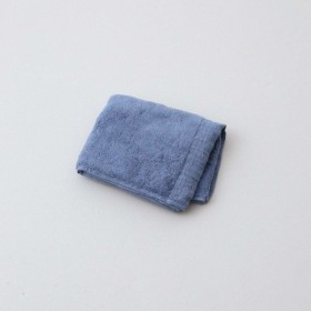 THE(ザ) FACE TOWEL for GENTLEMEN 箱入り BLUE