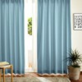 【99サイズ】8色展開カジュアルカラーのカーテン