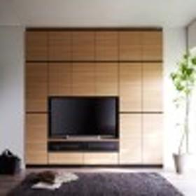【高さ1cmピッチオーダー】まるで造り付け家具のような壁面収納専用上置き