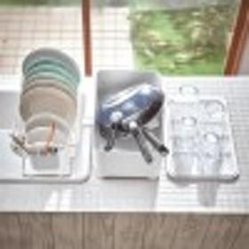 使い方様々でたっぷり水切り出来る水切りかご[日本製]