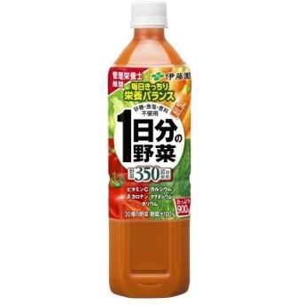 伊藤園 野菜混合飲料 PET1日分の野菜900g