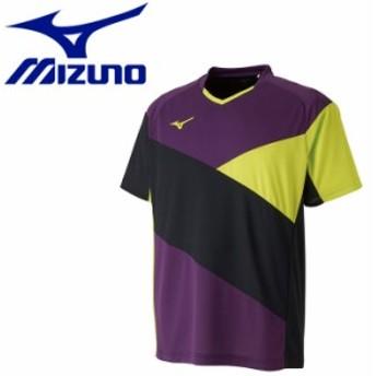 【メール便対応】ミズノ 卓球 ゲームシャツ メンズ レディース 82JA900309