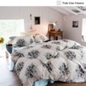 綿100%のラメプリント枕カバー・掛け布団カバー(単品)フロゥリー