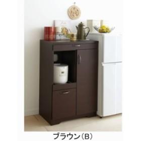 【大型】スライドテーブル付食器棚(Bミニ食器棚)