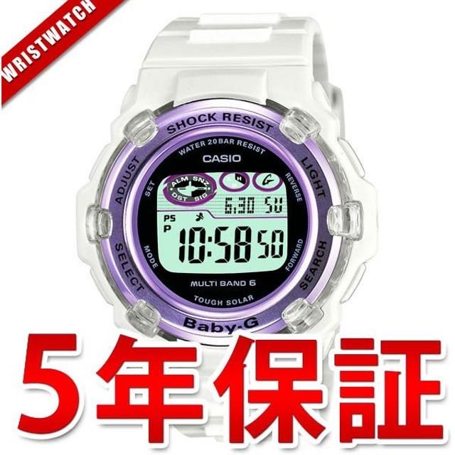 new product ff81c 57a46 BGR-3003-7BJF CASIO カシオ Baby-G 白 ベイビージー ベビージー ...