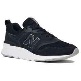 [NEW BALANCE]ニューバランス スポーツカジュアルシューズ CM997H (CM997HBCD) ブラック[取寄商品]