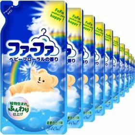 ファーファ 濃縮柔軟剤 ベビーフローラルの香り 詰替用 540ml×24個