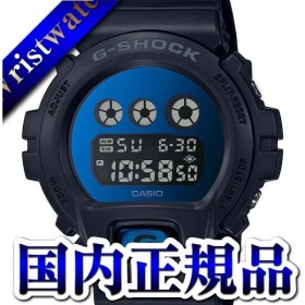 DW-6900MMA-2JF G-SHOCK Gショック ジーショック カシオ CASIO ミラーダイアル 青 ブルー メンズ 腕時計 国内正規品 送料無料