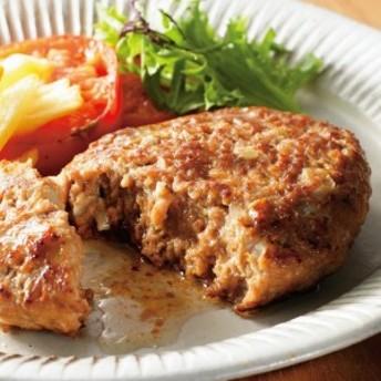 【夕ごはん・お弁当ストック】 手造り牛生ハンバーグ 8個~16個