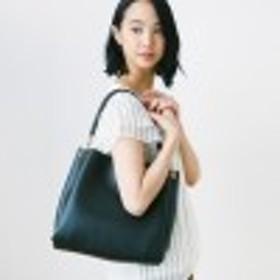 Design Factory デザインファクトリー タッセル付シンプルトートバッグ