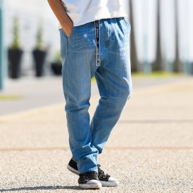 デニムパンツ・ジーンズ - GUESS【MEN】 [GUESS] HEATH COMFORTABLE DENIM PANT 【JAPAN EXCLUSIVE ITEM】