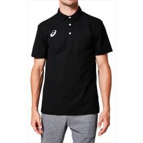[asics]アシックス トレーニングウェア ポロシャツ (2031A652)(001) パフォーマンスブラック[取寄商品]