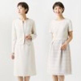 セレモニースーツ3点セット【ジャケット+スカート+ワンピース】