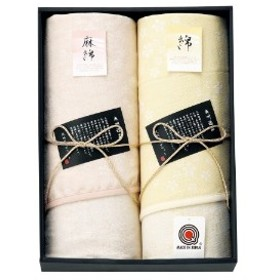 【ご香典返し】泉州逸品二重織ガーゼケット&麻混五重織ガーゼケット