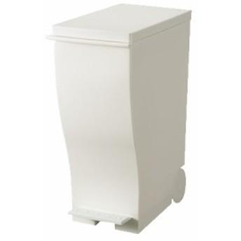 クード スリムペダル #20 ホワイト KUD20W (ゴミ箱) [apd-0298]