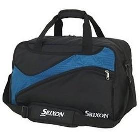 ダンロップ ボストンバッグ SRIXON スポーツバッグ GGB-S086 ブラック/ブルー DUNLOP