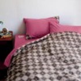 綿100%ジャカード織の掛け布団カバー