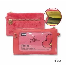 BT21 スマートフォンポーチ TATA