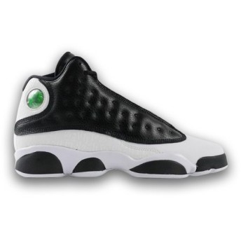 AIR JORDAN 13 RETRO GS SNGL DAY 'LOVE AND RESPECT' エア ジョーダン 13 レトロ 【MEN'S】 black/gym red-white 888165-012
