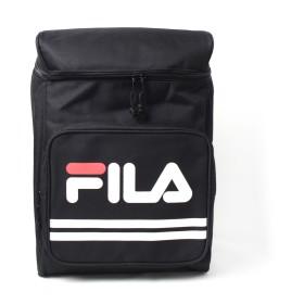10c8e9987313 FILA フィラ バックパック ボックス型 通販 LINEポイント最大0.5%GET ...