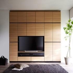 【大型商品送料無料】【高さオーダー】造り付け家具のような壁面収納専用上置き
