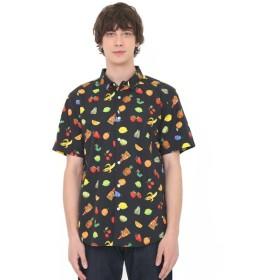 [マルイ]【セール】【男女兼用】コラボレーションシャツ/フルーツパターン(エリックカール)/グラニフ(graniph)