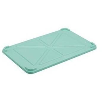 PPカラー番重用蓋大型グリーン CD:027101